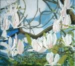 Magnolia and Pine