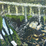 Canal Reflections, 2014