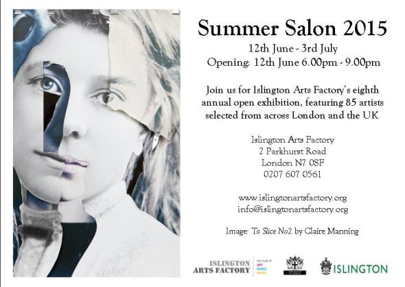 Summer Salon 2015