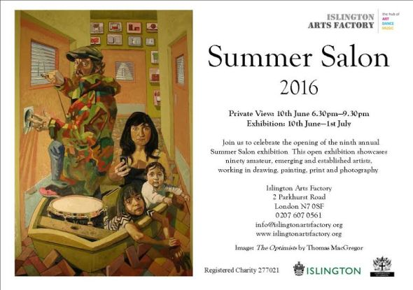 Summer Salon 2016