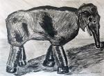 Model of Elephant
